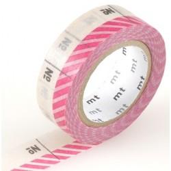 Masking Tape Measures Mark's