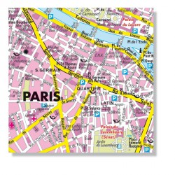 Serviettes Paris