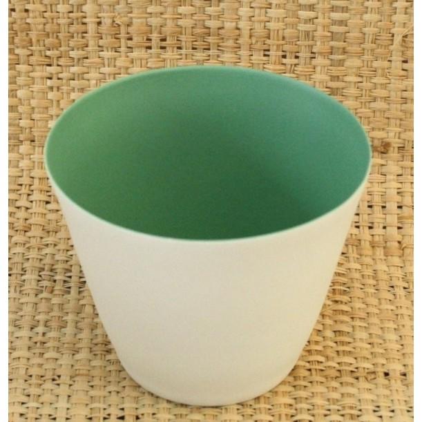 Mint Porcelain Candle Jar Serax