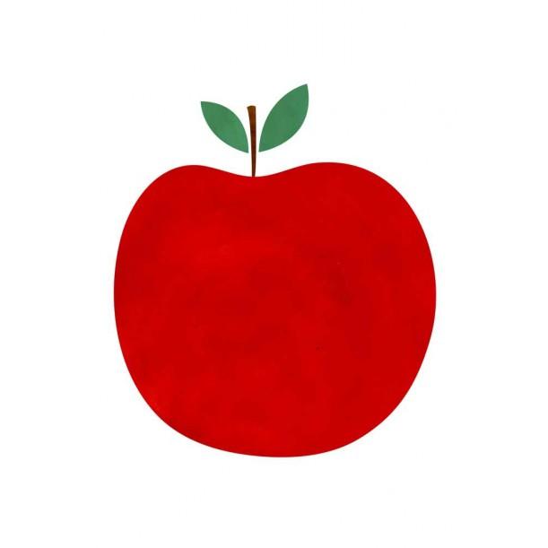 Poster la Pomme