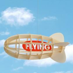 Airship Paper Mobile