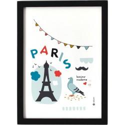 Affiche Paris Oelwein
