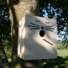 Cat Face Bird Box