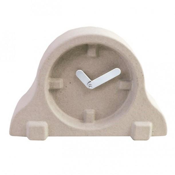 Paper Pulp Clock