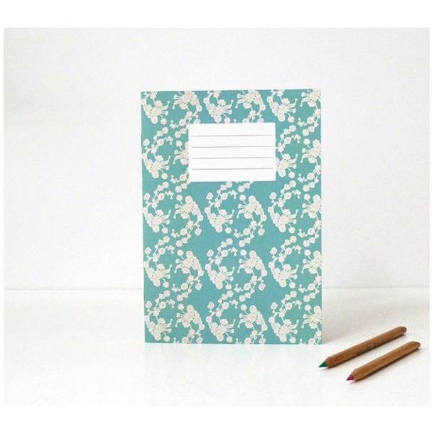 Scent Notebook Season Paper