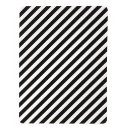 Buttering Board Black Stripe Ferm Living