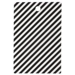 Planche à Découper Black Stripe Ferm Living