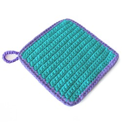 Heat-Pad Dark Turquoise Waterquest