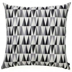 Spear Grey Floor Cushion Ferm Living