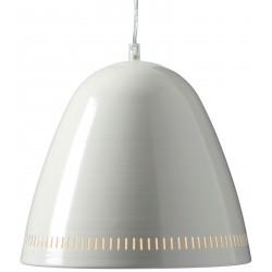 Grande Lampe Suspension Blanche