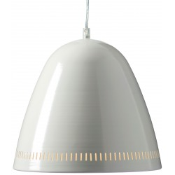 Grande Lampe Suspension Blanche