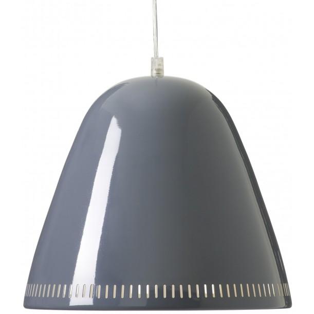 Large Pendant Lamp Grey