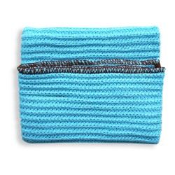 Dish-Cloth Turquoise Waterquest