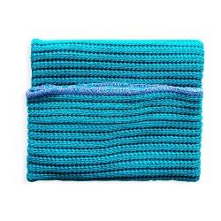 Lavette Turquoise Foncé Waterquest