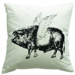 Cushion Pig Wings