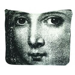 Grande Pochette Woman Face