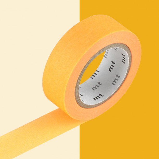 Masking Tape Shocking Orange
