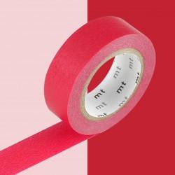 Masking Tape Red