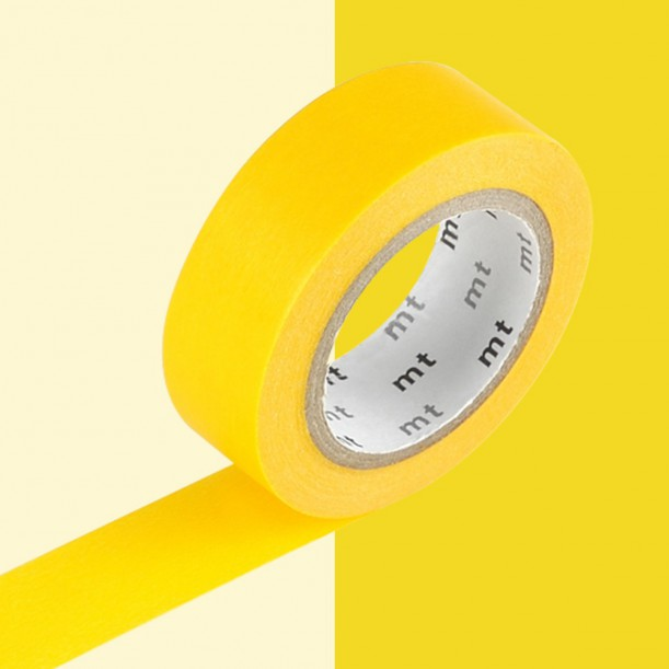 Masking Tape Yellow