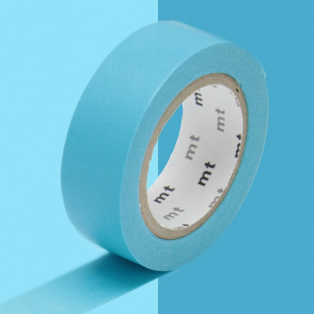 Masking Tape Bleu Mizu