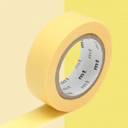 Masking Tape Yellow Tamago