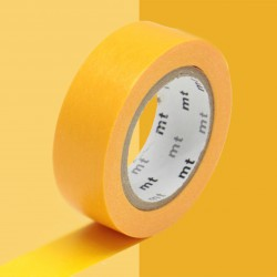 Masking Tape Orange Himawari