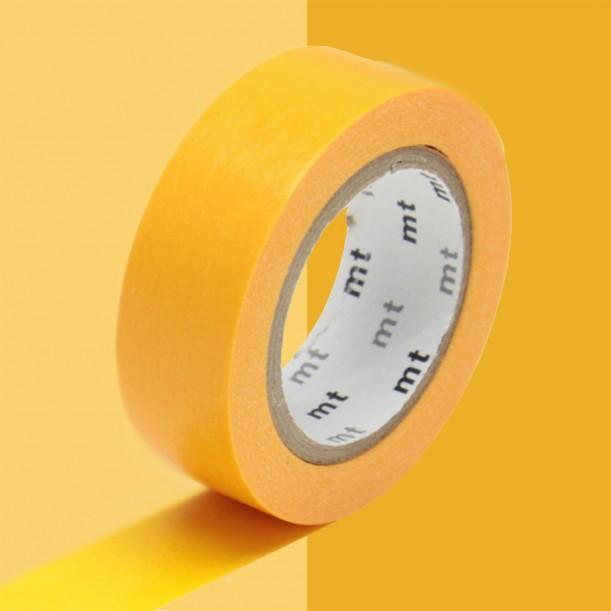 Masking Tape Orange Himawari