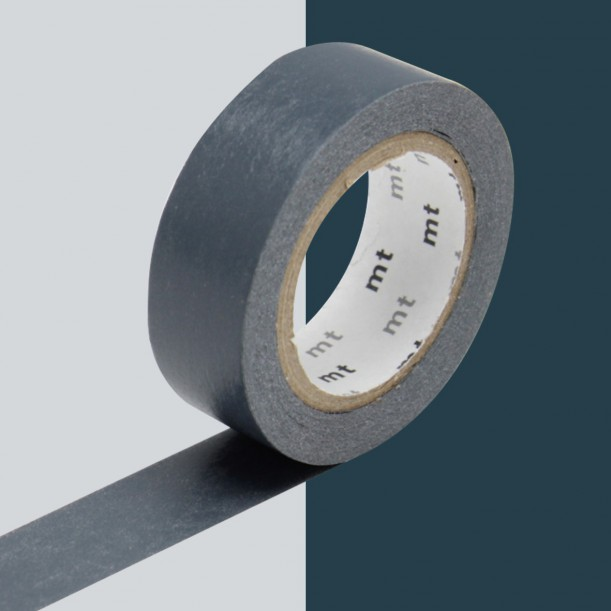 Masking Tape Blue Petrol Aonibi