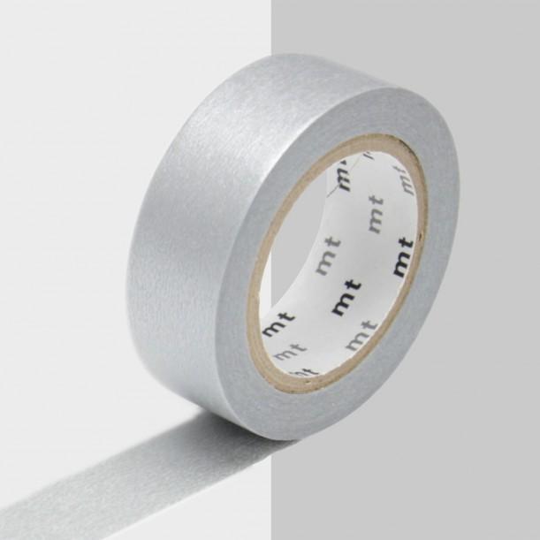 Masking Tape Silver