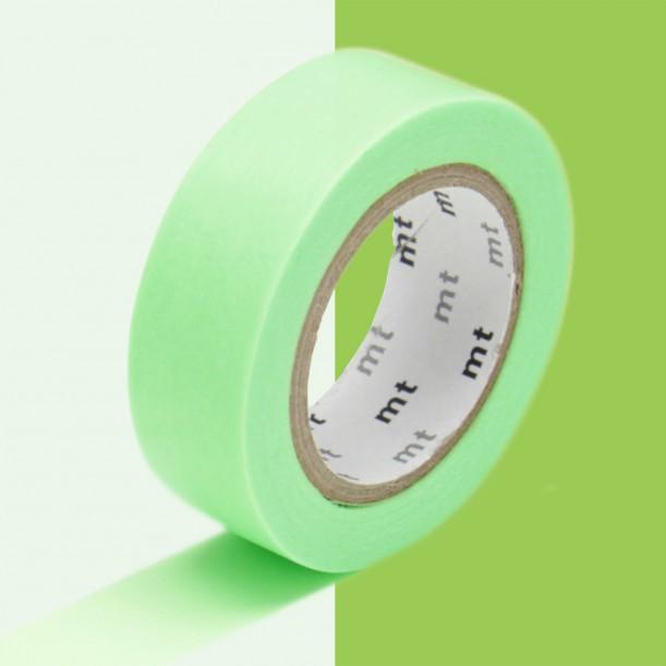 Masking Tape Vert Fluo