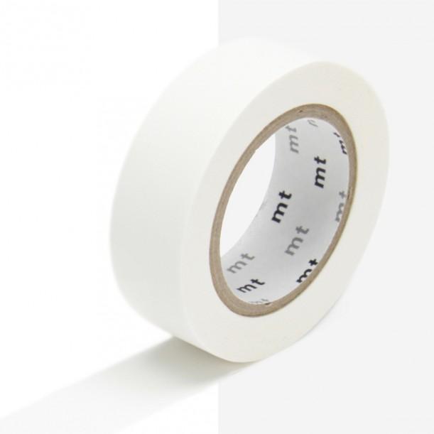 Masking Tape Blanc Mat