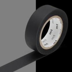 Masking Tape Noir Mat
