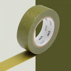 Masking Tape Green Uguisu