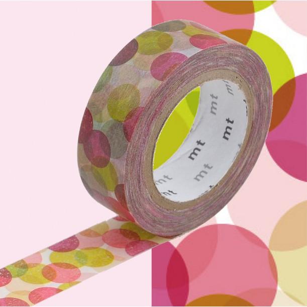 Masking Tape MT Deco Spot Wine