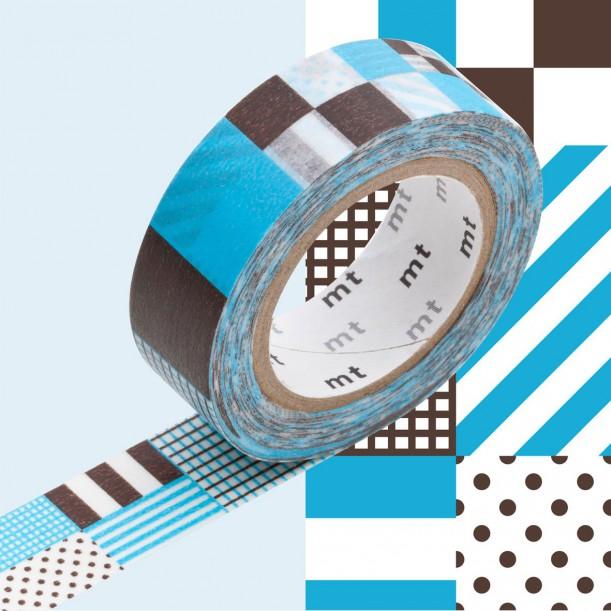 Masking Tape MT Deco Mix Blue