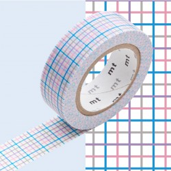Masking Tape MT Deco Koushi Blue