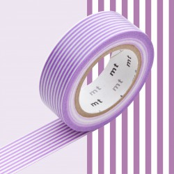 Masking Tape MT Deco Border Purple