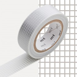 Masking Tape MT Deco Hougan Silver