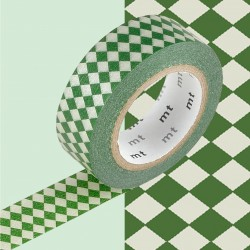 Masking Tape MT Deco Diamond Viridian