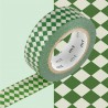Masking Tape MT Deco Diamond Viridian
