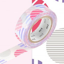 Masking Tape MT Deco Arch Pink