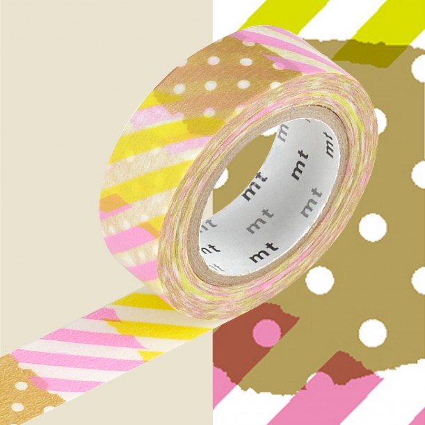 Masking Tape MT Deco Tsugihagi I