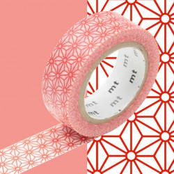 Masking Tape MT Deco Asanoha Shuaka