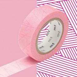 Masking Tape MT Deco Messy Magenta
