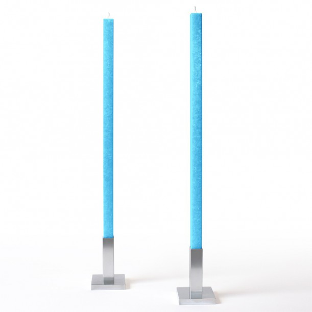2 Candles Classic Turquoise 44 Amabiente