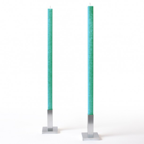 2 Classic Candles Emerald 43 Amabiente