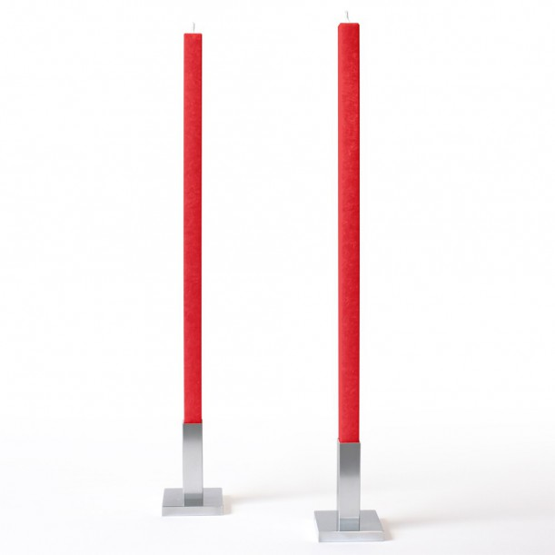 2 Candles Classic Red 30 Amabiente