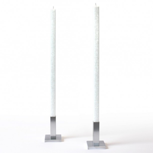 2 Candles Classic White 01 Amabiente