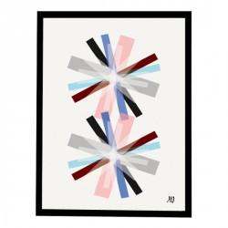 Affiche Strips N°1 going Danish