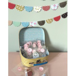 Small Garland Mini Raviolis Les Colocataires